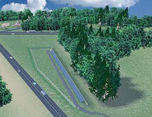 В США строят солнечное шоссе. Фото: http://www.oregon.gov