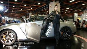 Nissan GT-R. Фото: 3dnews.ru