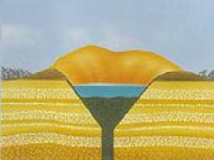 Схема вулканов типа Панмур Бейзин (составлена до открытия второго вулкана). Изображение с сайта greensite.arc.govt.nz