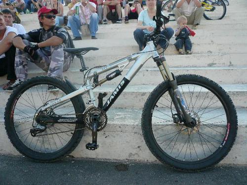 Вот он, велосипед. Фото: Елена Захарова /Великая Эпоха