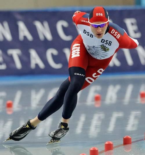 В Нагано (Япония) начался конькобежный чемпионат мира на отдельных дистанциях. Фото: Junko Kimura/Getty Images