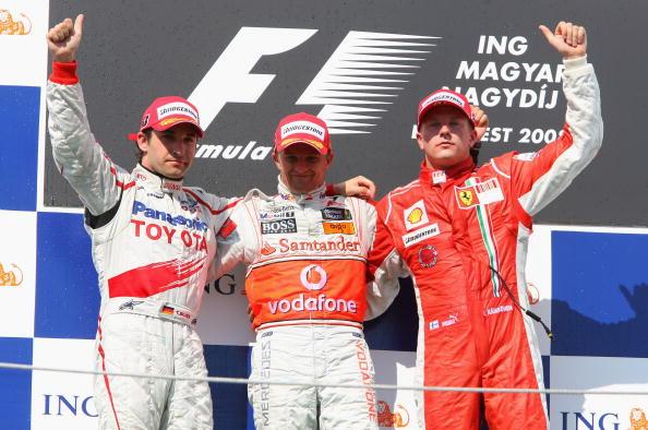 В Венгрии на трассе «Хунгароринг» прошел 11-й этап чемпионата мира по автогонкам Формулы 1. Фото: Mark Thompson/Getty Images