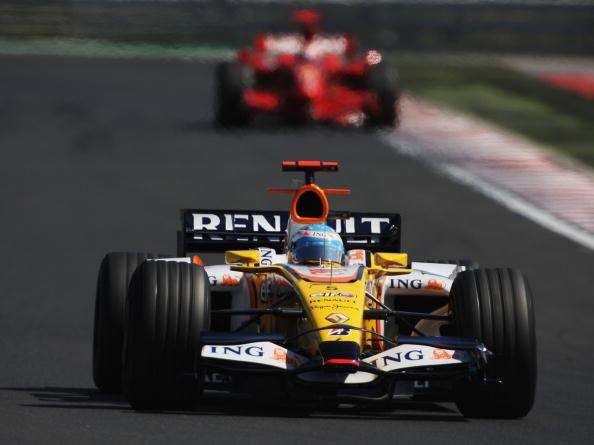 В Венгрии на трассе «Хунгароринг» прошел 11-й этап чемпионата мира по автогонкам Формулы 1. Фото: Bryn Lennon/Getty Images