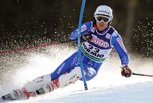 В Холменколлене на заключительном этапе Кубка мира прошли гонки преследования. Фото: JAVIER SORIANO/AFP/Getty Images