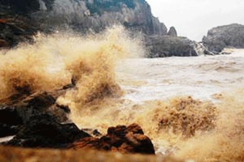 Тайфун «Маракот» обрушился на Китай. Фото: GETTY IMAGES
