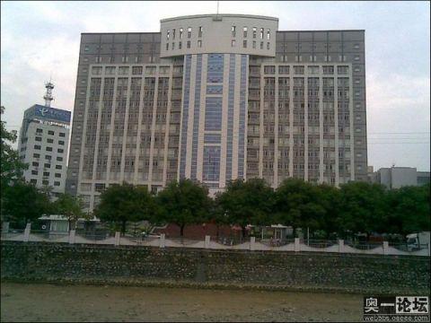 Здание уездной администрации. Фото с epochtimes.com
