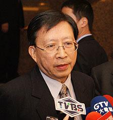 Премьер-министр Лю Чао-Шуань созвал заседание Исполнительного комитета Защиты прав человека и поддержки 22 декабря 2008 года. Фото: minghui.ca