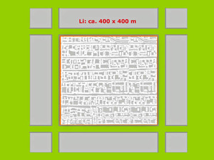 Китайский масштаб - модуль ли из третьего столетия до р.Х. Фото: AS&P