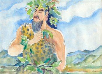 Шэнь-нун (божественный земледелец)