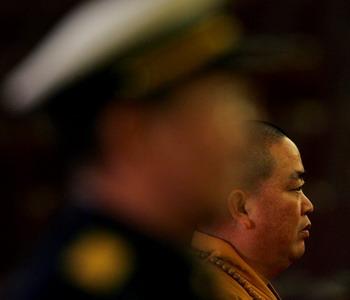 В 2008 году Ши Юнсинь принимал участие во всекитайском собрании народных представителей. Фото: Getty Images