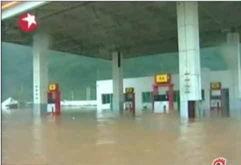 Наводнения в провинции Сычуань. Июль 2009 года. Фото с epochtimes.com