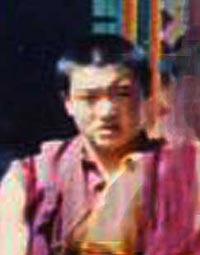 Тибетский монах Бин Цо, которого убили полицейские КПК. Фото предоставлено тибетскими монахами, проживающими в Индии