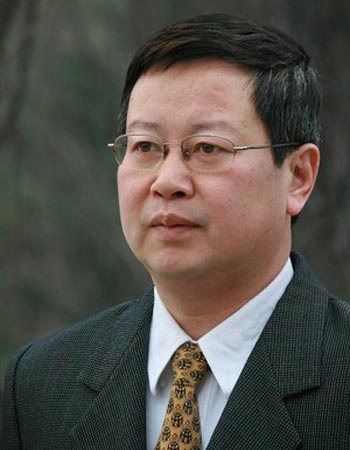 Ся Елян, профессор экономики Пекинского университета. Фото с блога профессора Ся