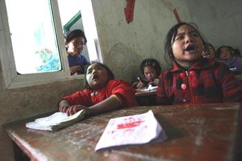 Дети в школе на уроке. Фото: Getty Images