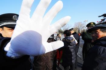 В Китае по-прежнему нет улучшений состояния свободы СМИ. Фото: GOH CHAI HIN/AFP/Getty Images