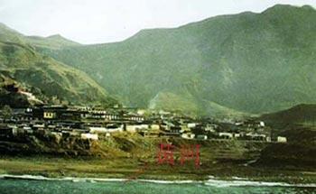 Место, где монах прыгнул в реку и таким образом расстался с жизнью. Фото с epochtimes.com
