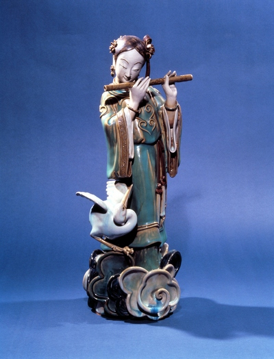Изделия из китайского фарфора. Фото: ЦАН