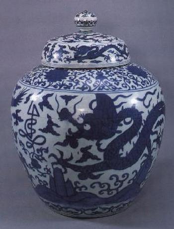 Изделия из китайского фарфора. Фото: Великая Эпоха.