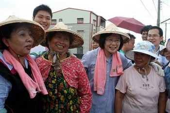 Крестьяне пользуются самым большим доверием у китайских граждан. Фото: ЦАН
