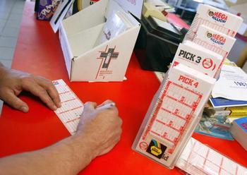 Китайским лотереям нельзя верить. Фото: Tim Boyle/Getty Images