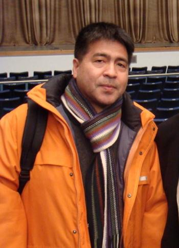 Писатель Томойоси Садамару