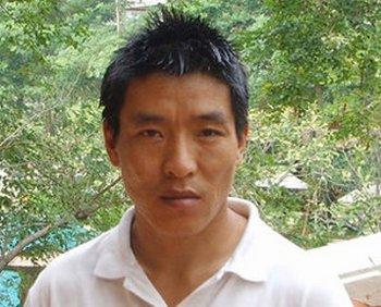 Тибетский документалист Дхондуп Вангчен. Фото с savetibet.ru