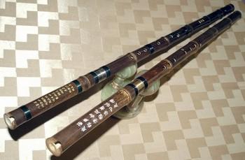 Китайская флейта сяо. Фото: Лян Хуа/Великая Эпоха