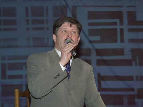 Известный питерский телеведущий, автор и ведущий программы