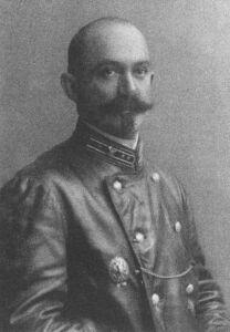 Начальник Ялтинского почтово-телеграфного округа В.С. Ракитин. Расстрелян в Багреевке 21 декабря 1920 г.
