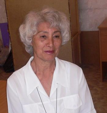 Светлана Петровская. Фото: Александра ИХИНОВА/Великая Эпоха