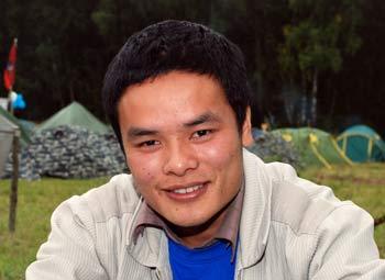 Студент Тульского государственного университета из Вьетнама. Фото: Юлия Цигун/Великая Эпоха