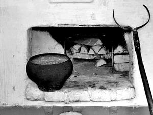 Готовили в русской печи, где пища варилась, тушилась, парилась, запекалась без контакта с открытым огнём. Фото предоставлено автором статьи