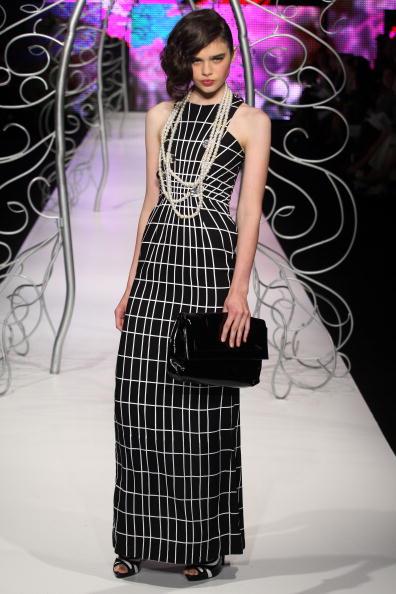 Коллекция от известного итальянского дизайнера Marnie Skillings на неделе моды в Сиднее. Фото: Stefan Gosatti/Getty Images