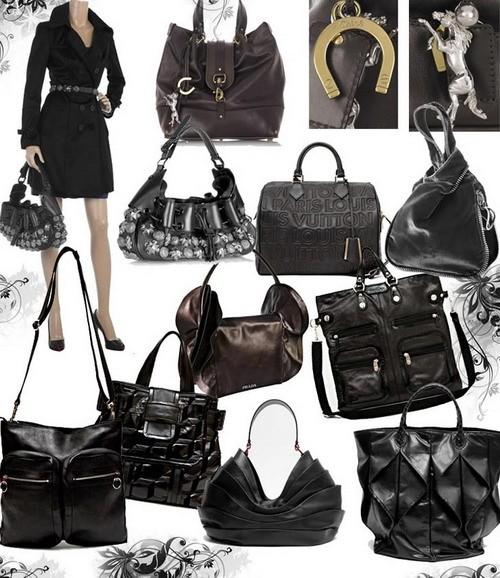 Модные сумки осень-зима 2008-2009