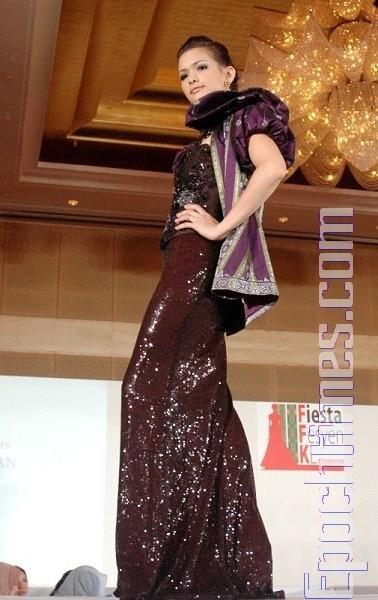 Фестиваль исламской моды в Куала-Лумпур. Фото: Великая Эпоха