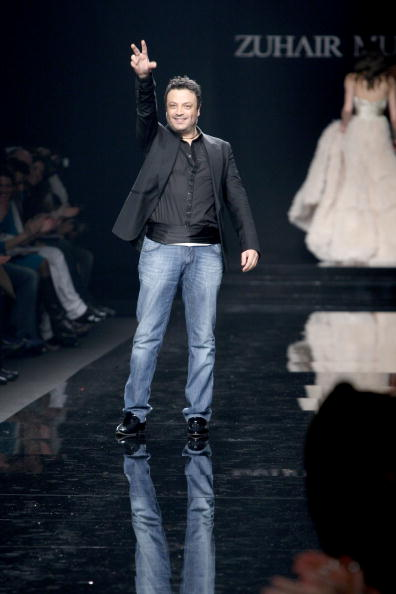 Дизайнер Zuhair Murad. Фото: Vittorio Zunino Celotto/Getty