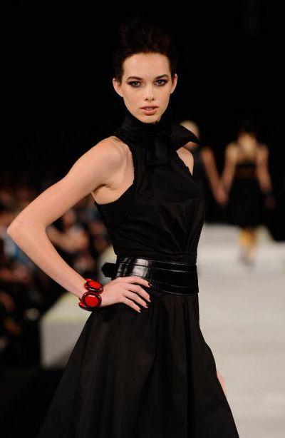 Фестиваль моды LOreal в Мельбурне. Одежда для женщин. Фото: Getty Images