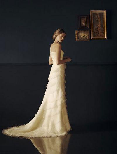 Свадьбные платья в стиле ретро – коллекция model novias. Фото с efu.com.cn