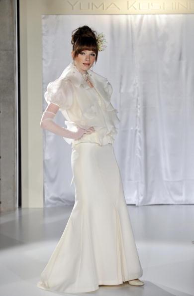 Свадебные платья японских
