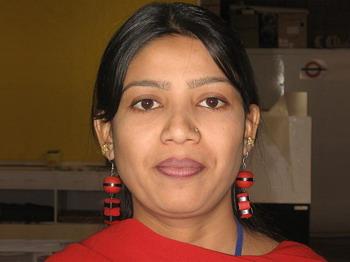 Зарин Стефан - Исламабад, Пакистан