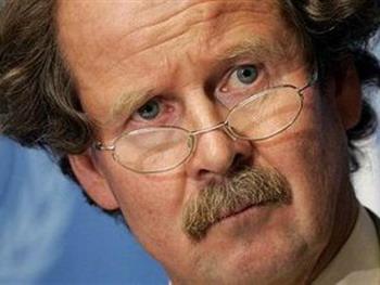 Специальный докладчик ООН по вопросам предотвращения пыток Манфред Новак. Fabrice Coffrini/AFP/Getty Images