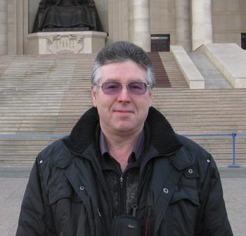 Николай Ошкай. Фото: Великая Эпоха