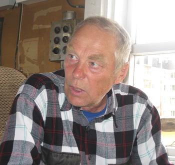 Александр Сергеевич Новиков - общественный деятель, исследователь, патриот. Фото: Николай ОшкайВеликая Эпоха
