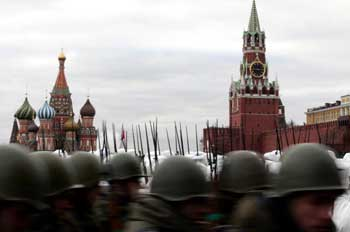 Фото: DMITRY KOSTYUKOV/AFP/Getty Images