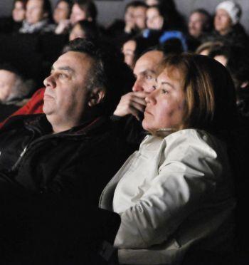 Успешное третье выступление в Сантьяго воскресным вечером. Фото: Алойзио Сантос/Великая Эпоха