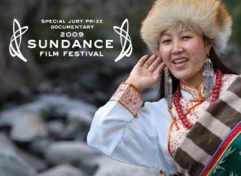 Победитель фестиваля независимого кино в Сандэнс: «Тибет в песне» получил специальный приз независимого кино в Сандэнс, и недавно был показан на Международном фестивале азиатско-американских  фильмов. Фото:  Guge Productionds
