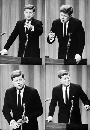 Джон Ф. Кеннеди: «Не спрашивай, что твоя страна может сделать для тебя, а что ты можешь сделать для твоей страны!» Фото: files/AFP/Getty Images