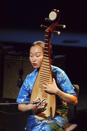 Китайская музыка. Изначальное предназначение музыки - лечение. Фото: Eric Fererberg /Afp /Getty Images