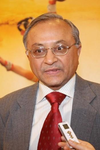 Посол Индии в Корее Skand R.Tayal. Фото: Ли Мин/ The Epoch Times