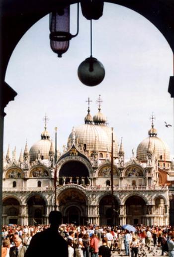 Собор Маркуса в Венеции. Фото Бернда Крегеля